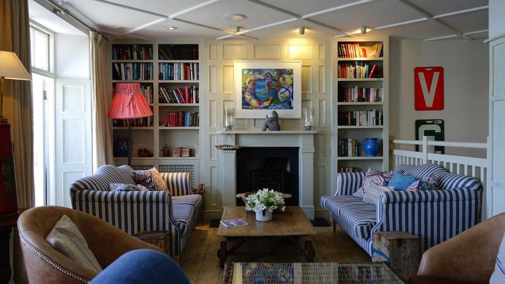 home, interior, room